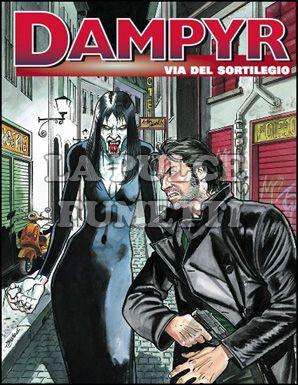 DAMPYR #    82: VIA DEL SORTILEGIO