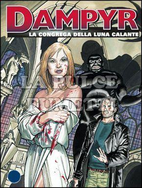 DAMPYR #    84: LA CONGREGA DELLA LUNA CALANTE