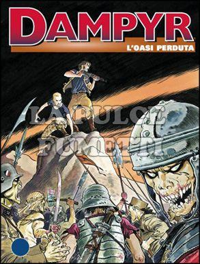 DAMPYR #    90: L'OASI PERDUTA