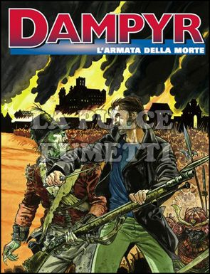 DAMPYR #    98: L'ARMATA DELLA MORTE