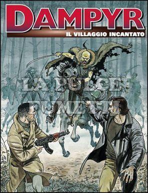 DAMPYR #    99: IL VILLAGGIO INCANTATO