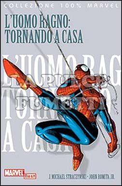 100% MARVEL BEST - UOMO RAGNO STRACZYNSKI  1: TORNANDO A CASA