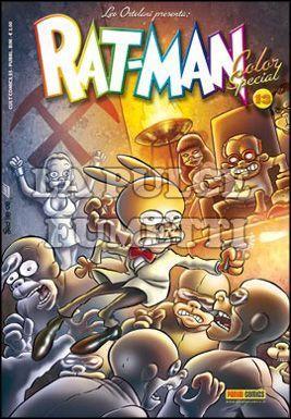 CULT COMICS #    55 - RAT-MAN COLOR SPECIAL 13