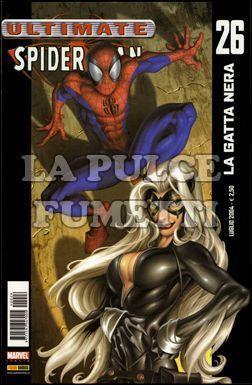 ULTIMATE SPIDER-MAN #    26: LA GATTA NERA