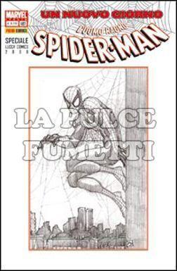 UOMO RAGNO #   497 - SPIDER-MAN - JOHN ROMITA JR VARIANT COVER