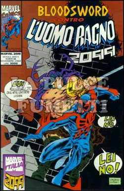 UOMO RAGNO 2099 #    18