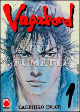 VAGABOND 1A EDIZIONE #     1