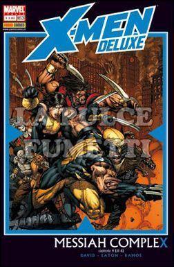 X-MEN DELUXE #   163 - MESSIAH COMPLEX 4