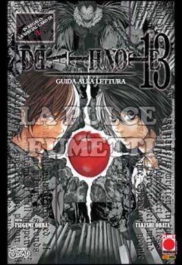 DEATH NOTE #    13 - GUIDA ALLA LETTURA + SPECIAL CARD
