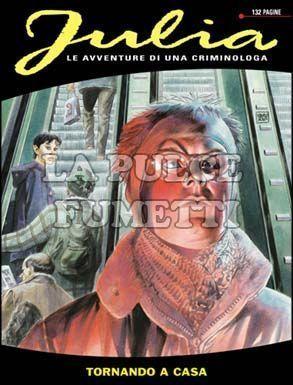 JULIA #    18: TORNANDO A CASA