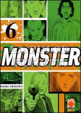 MANGA STORIE #    55 MONSTER  6