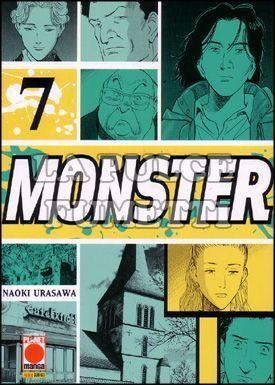 MANGA STORIE #    56 MONSTER  7