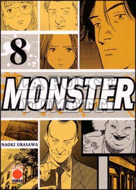 MANGA STORIE #    57 MONSTER  8