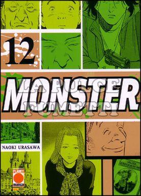 MANGA STORIE #    61 MONSTER 12