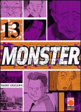 MANGA STORIE #    62 MONSTER 13