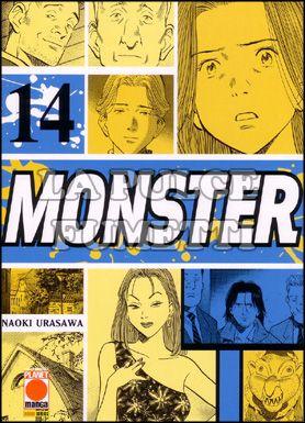 MANGA STORIE #    63 MONSTER 14