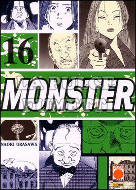MANGA STORIE #    65 MONSTER 16