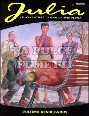 JULIA #    43: L'ULTIMO RENDEZ-VOUS