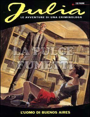 JULIA #    48: L'UOMO DI BUENOS AIRES