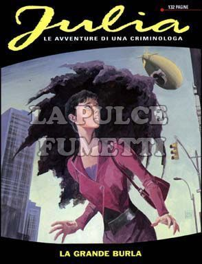 JULIA #    60: LA GRANDE BURLA