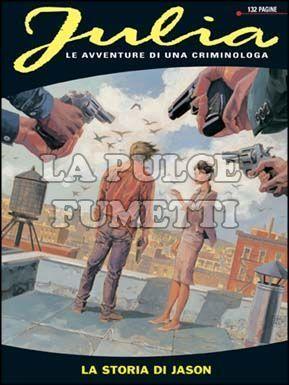 JULIA #    76: LA STORIA DI JASON