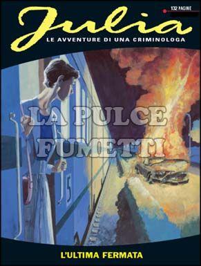 JULIA #    92: L'ULTIMA FERMATA