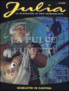 JULIA #    93: SCHELETRI IN CANTINA