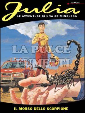 JULIA #    97: IL MORSO DELLO SCORPIONE