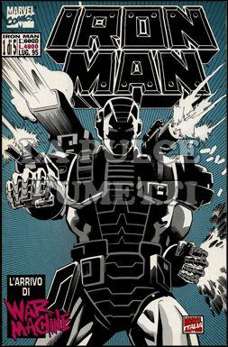 IRON MAN 1995 #     1: L'ARRIVO DI WAR MACHINE