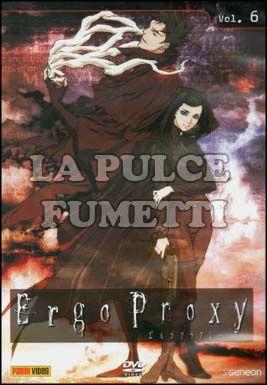 ERGO PROXY #     6 - EPISODI 21/23