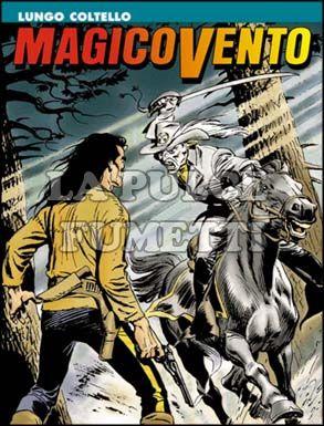 MAGICO VENTO #     6: LUNGO COLTELLO