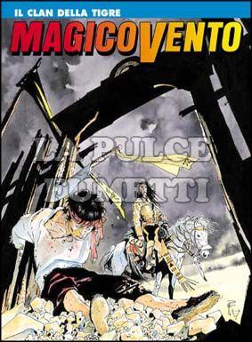 MAGICO VENTO #    40: IL CLAN DELLA TIGRE