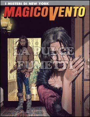 MAGICO VENTO #    91: I MISTERI DI NEW YORK