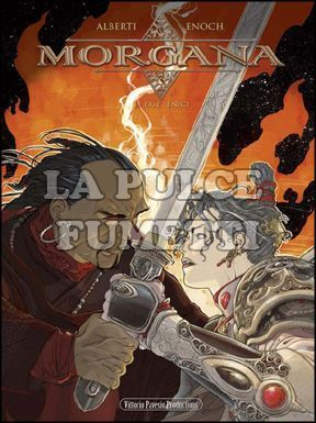 MORGANA #     3: LE DUE FENICI