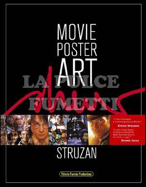 MOVIE POSTER ART BY DREW STRUZAN