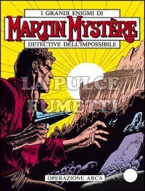 MARTIN MYSTERE #     3: OPERAZIONE ARCA