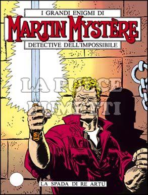 MARTIN MYSTERE #    15: LA SPADA DI RE ARTÙ