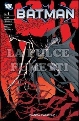 BATMAN #     1