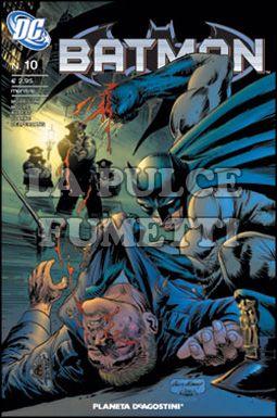 BATMAN #    10