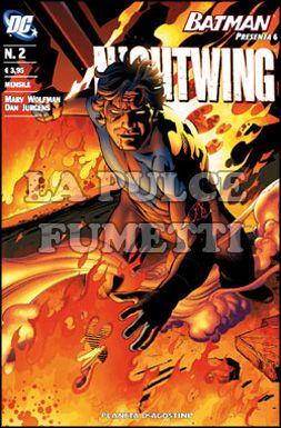BATMAN PRESENTA #     6 - NIGHTWING  2