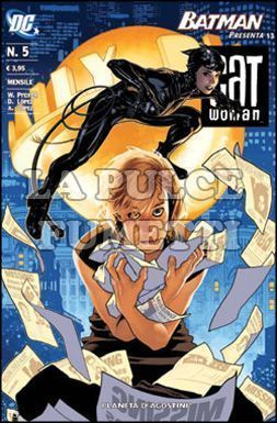 BATMAN PRESENTA #    13 - CATWOMAN  5