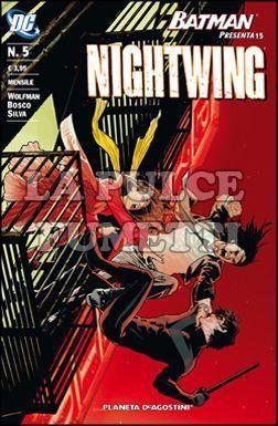 BATMAN PRESENTA #    15 - NIGHTWING  5