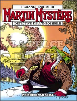MARTIN MYSTERE #    23: MORTE NELLA TAIGA