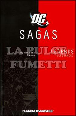 DC SAGAS #     1: LEGENDS