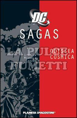 DC SAGAS #     3: ODISSEA COSMICA