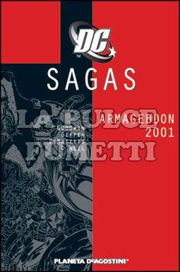 DC SAGAS #     6: ARMAGEDDON 2001
