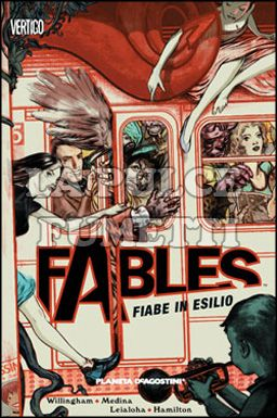 FABLES #     1: FIABE IN ESILIO