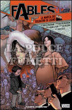 FABLES #     3: LA MARCIA DEI SOLDATINI DI LEGNO