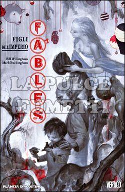 FABLES #     8: FIGLI DELL'IMPERO
