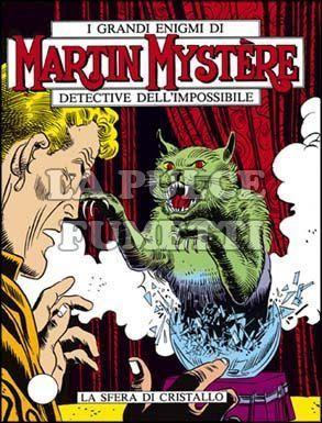MARTIN MYSTERE #    28: LA SFERA DI CRISTALLO